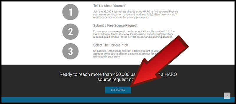 Using HARO to source your blog posts 2